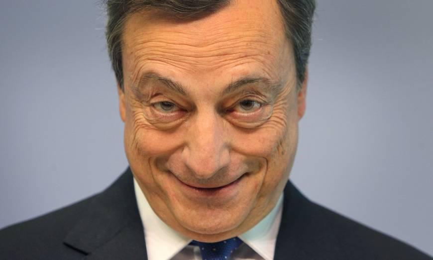 Letzter Auftritt von Mario Draghi