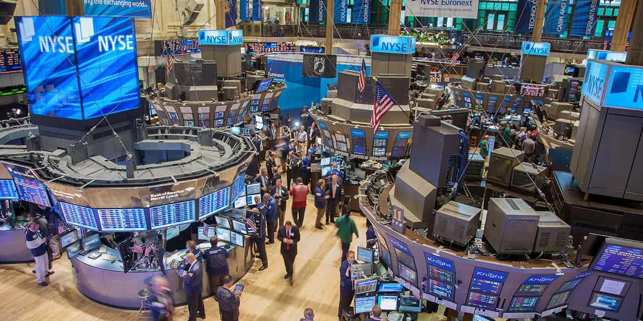 Magie der runden Marken am Beispiel DAX und Dow Jones